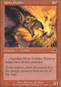 Nosy Goblin - Onslaught