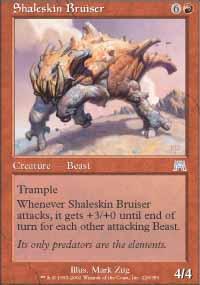 Shaleskin Bruiser - Onslaught
