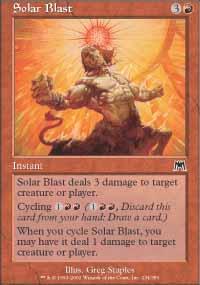 Solar Blast - Onslaught