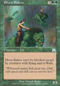 Elven Riders - Onslaught