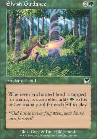 Elvish Guidance - Onslaught