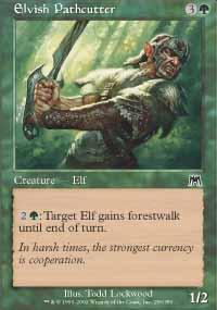 Elvish Pathcutter - Onslaught