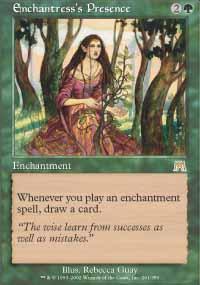 Enchantress's Presence - Onslaught