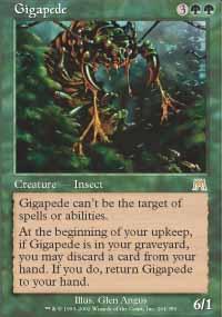 Gigapede - Onslaught
