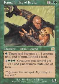 Kamahl, Fist of Krosa - Onslaught