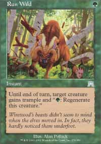 Run Wild - Onslaught
