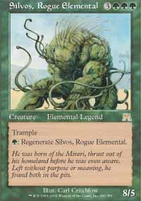 Silvos, Rogue Elemental - Onslaught
