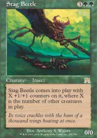 Stag Beetle - Onslaught