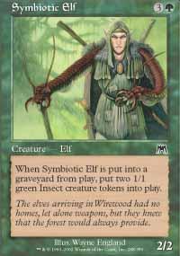 Symbiotic Elf - Onslaught