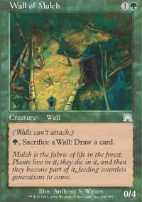 Wall of Mulch - Onslaught