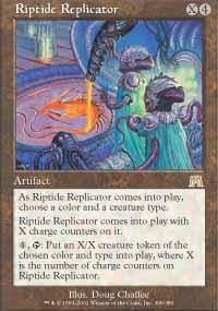Riptide Replicator - Onslaught