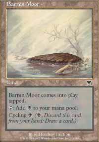 Barren Moor - Onslaught