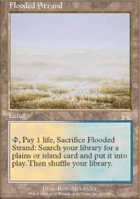 Flooded Strand - Onslaught