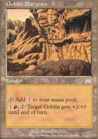 Goblin Burrows - Onslaught