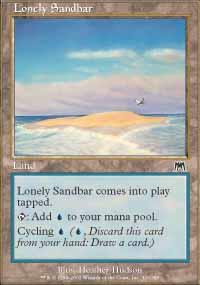 Lonely Sandbar - Onslaught