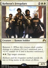 Kytheon's Irregulars - Magic Origins