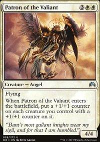 Patron of the Valiant - Magic Origins