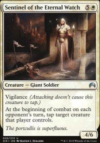Sentinel of the Eternal Watch - Magic Origins