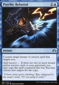 Psychic Rebuttal - Magic Origins
