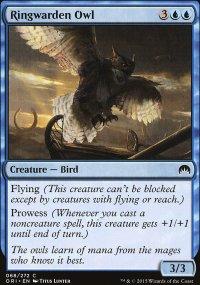 Ringwarden Owl - Magic Origins
