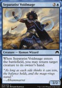 Separatist Voidmage - Magic Origins