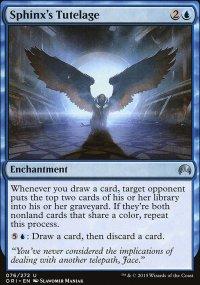 Sphinx's Tutelage - Magic Origins