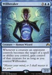Willbreaker - Magic Origins