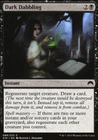 Dark Dabbling - Magic Origins