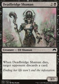 Deadbridge Shaman - Magic Origins