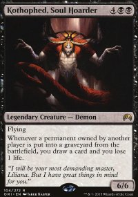 Kothophed, Soul Hoarder - Magic Origins