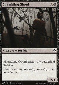 Shambling Ghoul - Magic Origins