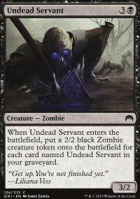 Undead Servant - Magic Origins