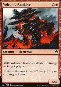 Volcanic Rambler - Magic Origins