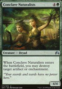 Conclave Naturalists - Magic Origins
