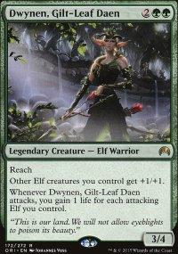 Dwynen, Gilt-Leaf Daen - Magic Origins