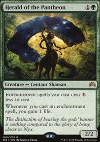 Herald of the Pantheon - Magic Origins