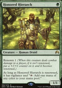 Honored Hierarch - Magic Origins