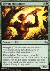 Sylvan Messenger - Magic Origins
