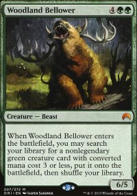 Woodland Bellower - Magic Origins