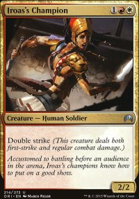 Iroas's Champion - Magic Origins