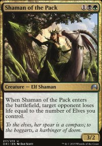 Shaman of the Pack - Magic Origins