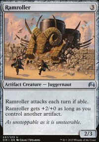 Ramroller - Magic Origins