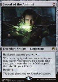 Sword of the Animist - Magic Origins