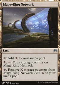 Mage-Ring Network - Magic Origins