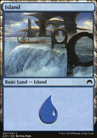 Island 1 - Magic Origins