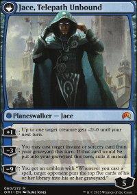 Jace, Telepath Unbound - Magic Origins