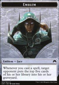 Emblem Jace, Telepath Unbound - Magic Origins