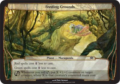 Feeding Grounds - Planechase