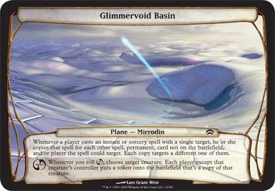 Glimmervoid Basin - Planechase