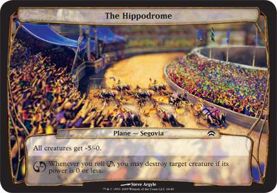 The Hippodrome - Planechase